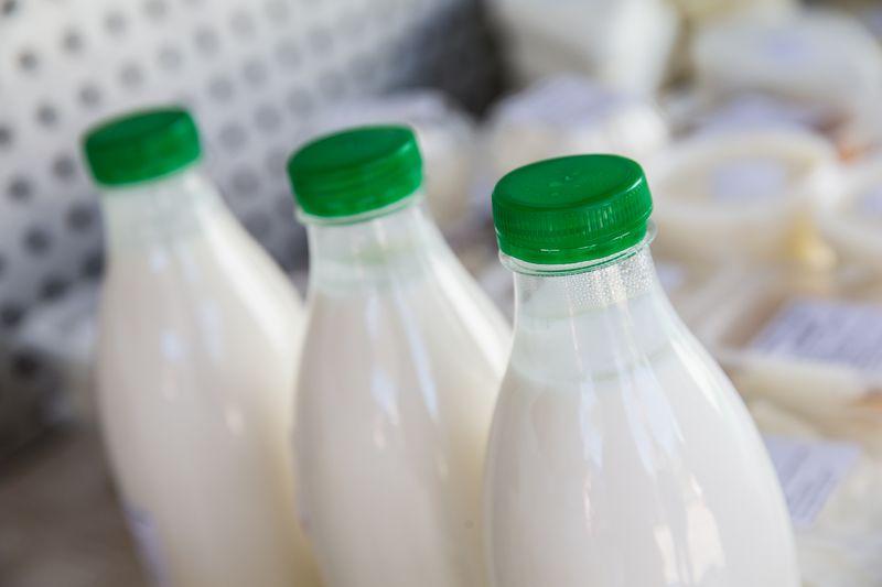 """""""Pieno centro"""" duomenimis, pagridninių mūsų pieno perdirbėjų rentabilumas šiemet nesiekia 1%. Juditos Grigelyt4s (VŽ) nuotr."""