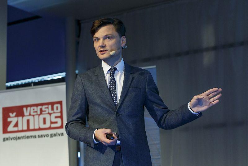 Eligijus Kajieta. Vladimiro Ivanovo (VŽ) nuotr.