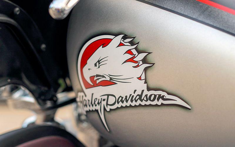 """Harley-Davidson"" sunkumų kelia sustiprijęs doleris. Dinos Sergijenko (VŽ) nuotr."