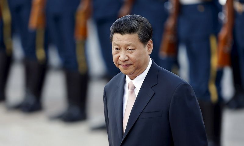 China's President Xi Jinping. REUTERS/Jason Lee/Files