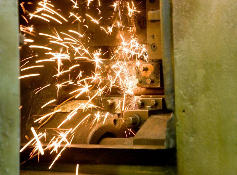 Lietuvos metalo sektoriaus produkcija įvairi: nuo smulkiausių optikos prietaisų ir mašinų įrangos gamybos detalių iki lėktuvų ir laivų dalių. Juditos Grigelytės  (VŽ) nuotr.