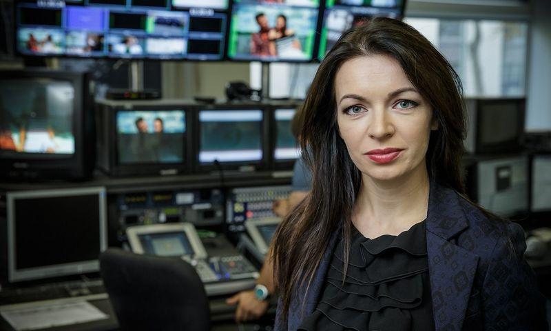 Laura Blaževičiūtė, TV3 generalinė direktorė. Vladimiro Ivanovo (VŽ) nuotr.