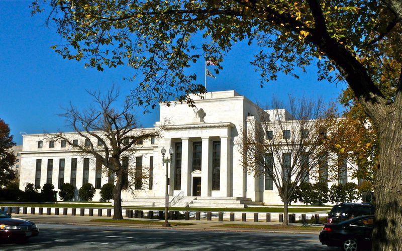 JAV centrinis bankas. Matton nuotr.
