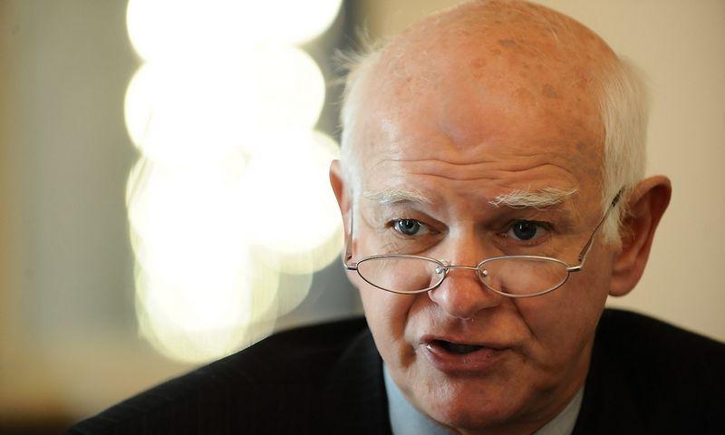 "Howardas Daviesas, ""Royal Bank of Scotland"" prezidentas. UPPA / ""Photoshot"" / ""Scanpix"" nuotr."