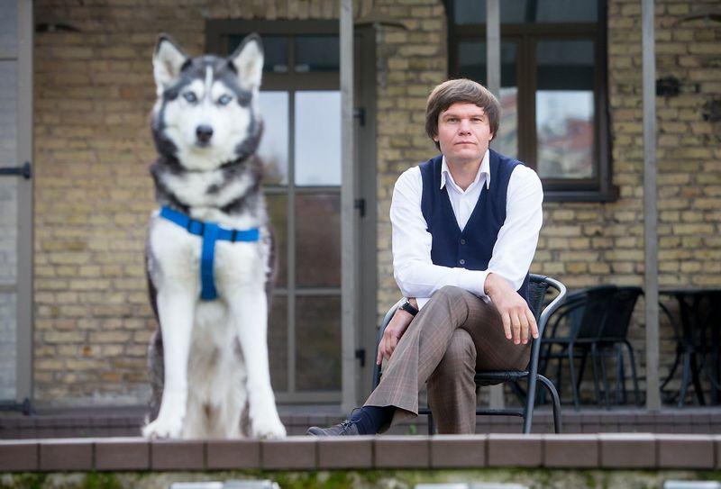 Marius Kalanta, KOG rinkodaros ir komunikacijos mokslų instituto vadovas ir vienas iš steigėjų, socialinių mokslų daktaras. Juditos Grigelytės (VŽ) nuotr.