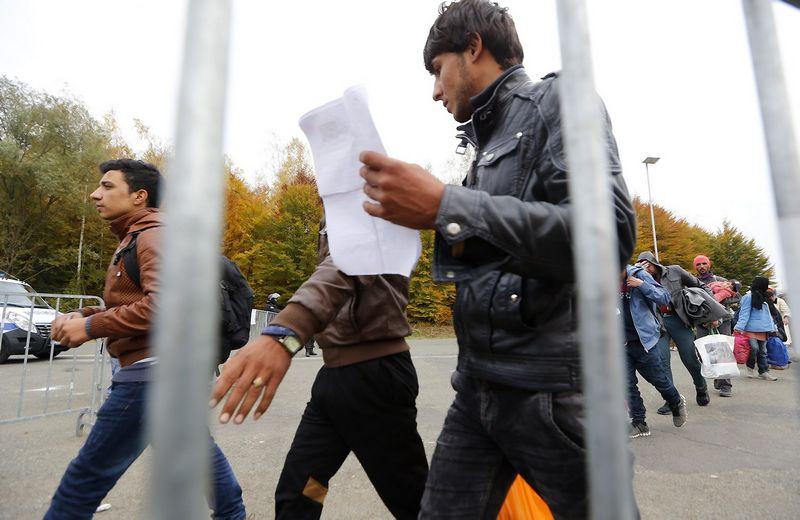 "Srdjano Zivuloviciaus (""Reuters"" / ""Scanpix"") nuotr."