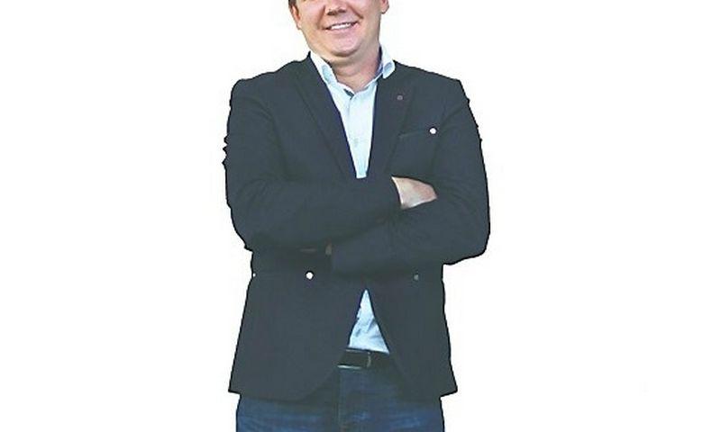 """Tomas Malinauskas, UAB """"AD Baltic"""" Informacinių technologijų departamento vadovas: """"Koncentruojamės į pagrindinę veiklą. Negalime sau leisti išlaikyti didelį IT skyrių, nes kompiuteriai ir kita infrastruktūra yra partnerių reikalas."""""""