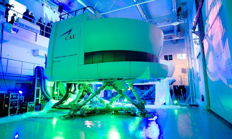 """Planuodama plėsti veiklą """"BAA Training Aviation Academy"""" 2 mln. Eur investuoja į nuosavą viešbutį, kuris priims ne tik studentus, bet ir Vilniaus svečius.  Vladimiro Ivanovo (VŽ) nuotr."""