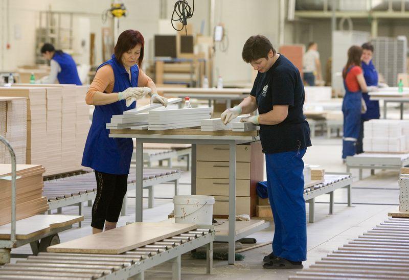 Per rugpjūtį medienos ir baldų pramonės produkcijos parduota už 195 mln. Eur. Juditos Grigelytės (VŽ) nuotr.