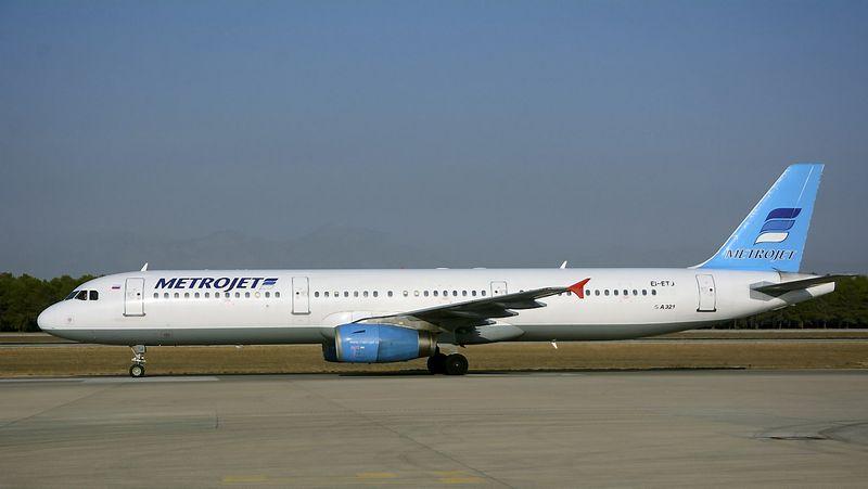 """Egipte nukritusio lėktuvo nuotrauka, daryta šių metų rugsėjį Turkijoje, Anatalijos oro uoste. (""""Reuters"""" / """"Scanpix"""") nuotr."""