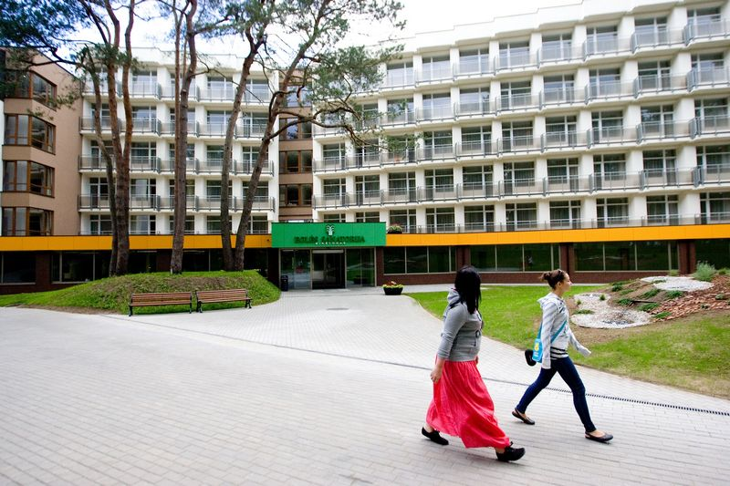 Birštone ir jo apylinkėse veikia 22 apgyvendimo paslaugas galinčios suteikti sanatorijos, viešbučiai, poilsio namai, vilos, kaimo turizmo sodybos, kempingai. Juditos Grigelytės (VŽ) nuotr.