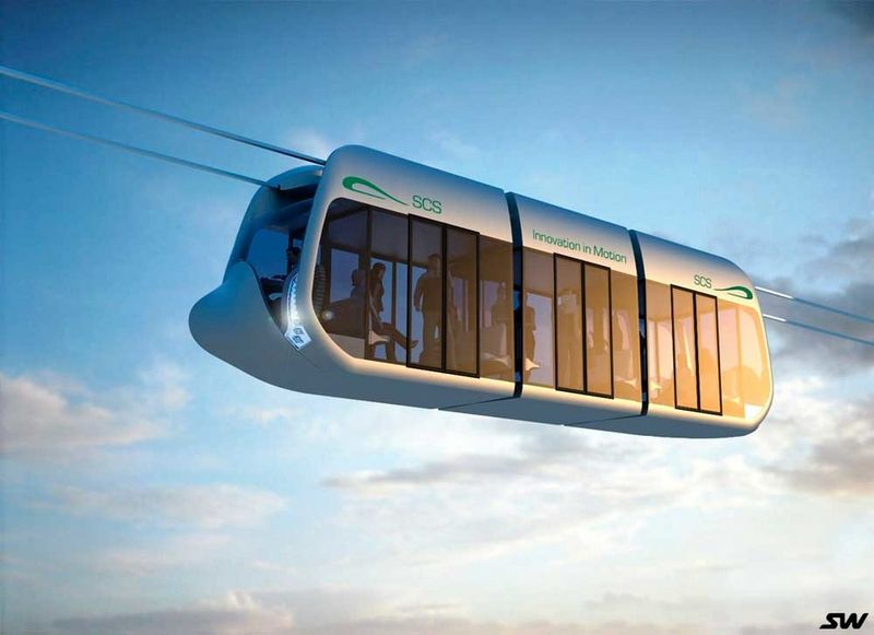 """Taip neva turėtų atrodyti """"dangaus traukiniai"""". Bendrovės nuotr."""