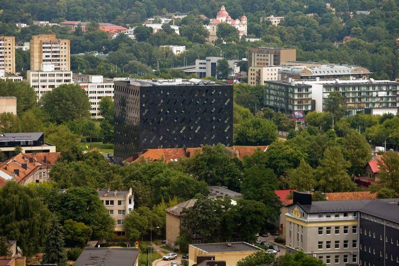 Administracinis Generalinės prokuratūros pastatas Vilniuje. Valdimiro Ivanovo (VŽ) nuotr.
