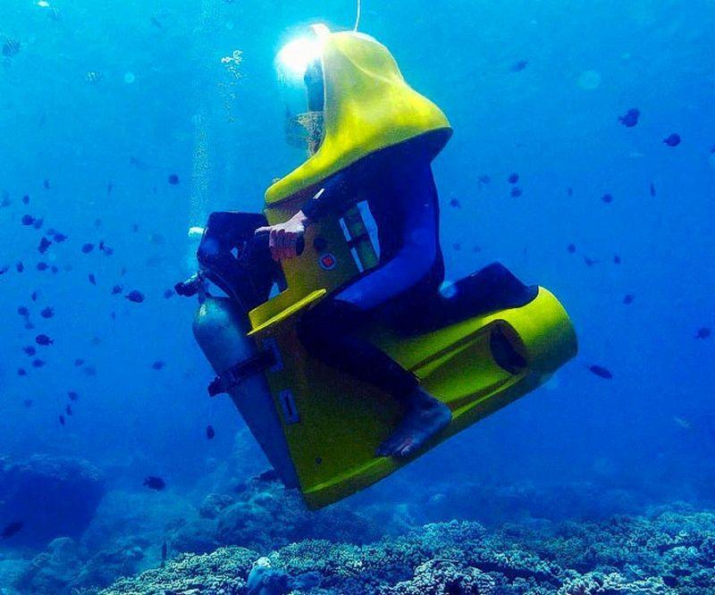 """Užduotis – per 24 valandas sukurti ir pagaminti povandeninį laivą. """"Wikipedia"""" nuotr."""