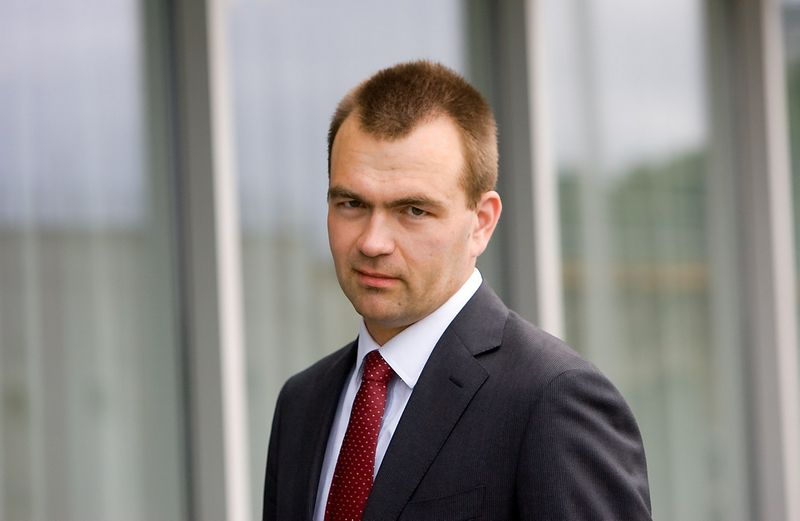 """Mykolas Katkus, UAB """"Viešųjų ryšių partneriai"""" valdybos pirmininkas."""