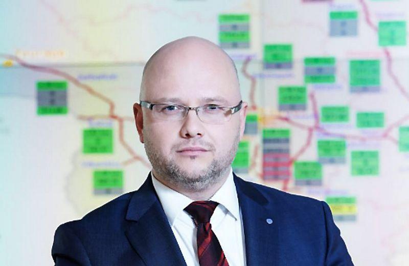"""Nemunas Biknius, """"EPSO-G"""" strategijos ir plėtros direktorius. Bendrovės nuotr."""