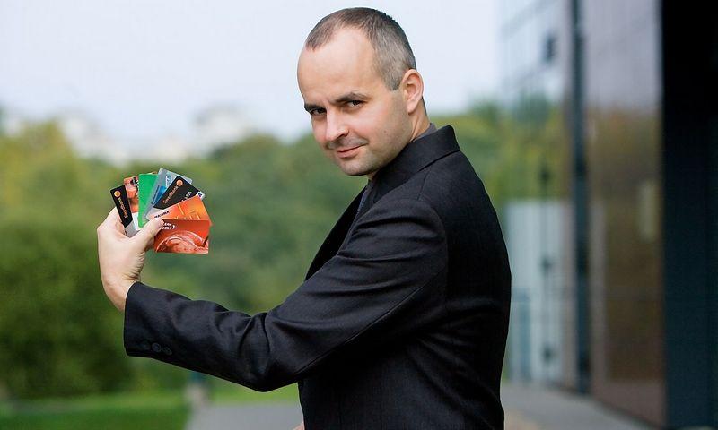 """Kostas Noreika, UAB """"EVP International"""" direktorius. Juditos Grigelytės (VŽ) nuotr."""
