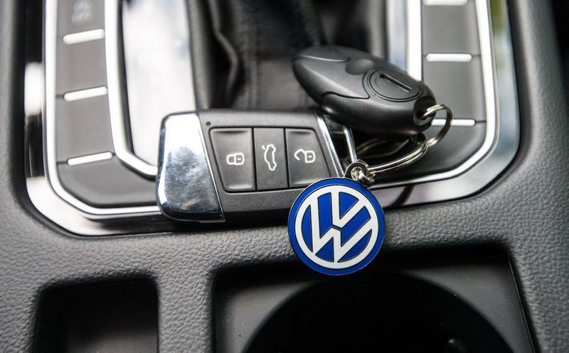 """""""Volkswagen"""" problemos tęsiasi. Juditos Grigelytės (VŽ) nuotr."""