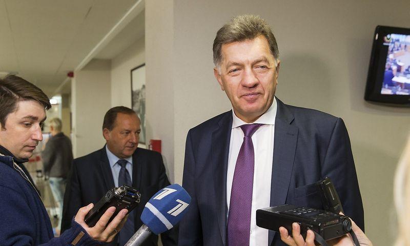 Algirdas Butkevičius, Lietuvos premjeras. Vladimiro Ivanovo (VŽ) nuotr.