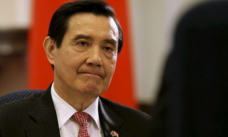 """Edward Lau (""""Reuters"""" / """"Scanpix"""") nuotr."""
