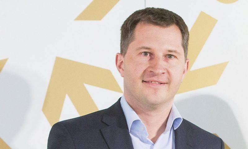"""Marius Horbačauskas, AB """"Volfas Engelman"""" generalinis direktorius. Juditos Grigelytės (VŽ) nuotr."""
