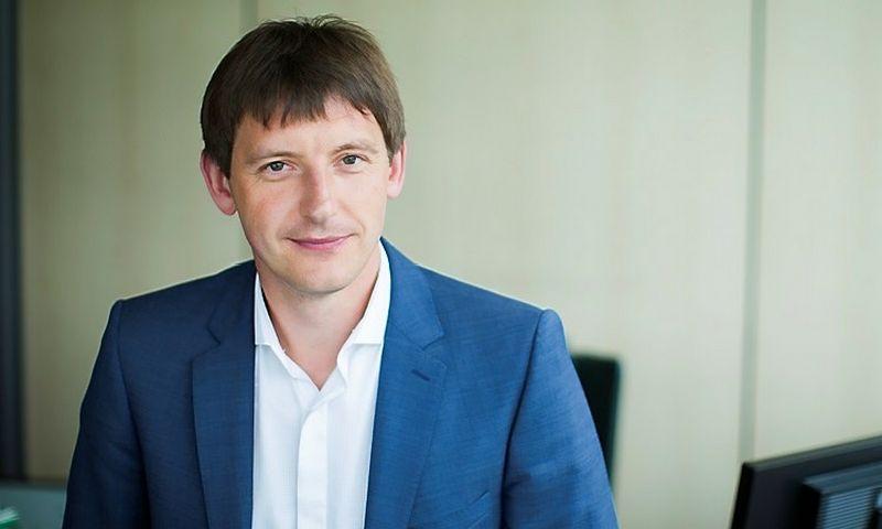 Martynas Žibūda, UAB EIKA plėtros direktorius.