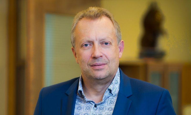 """Algirdas Miškinis yra advokatų profesinės bendrijos 3law """"Miškinis ir partneriai"""" vadovaujantysis partneris. Bendrovės nuotr."""