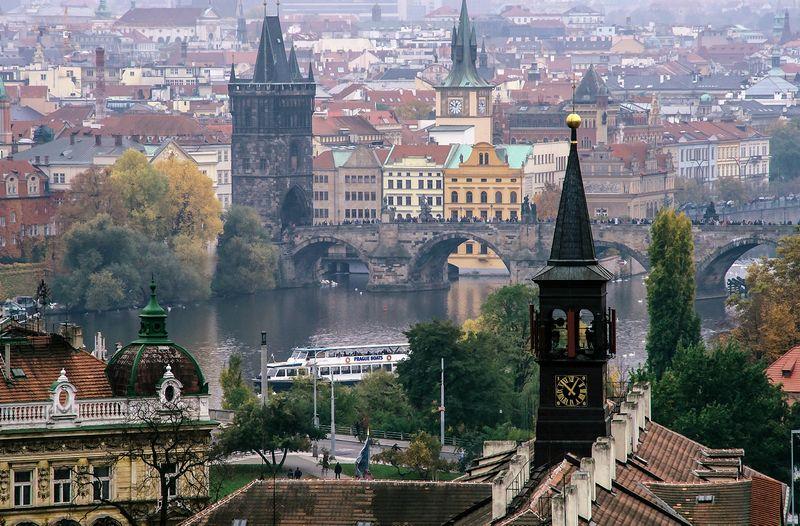 """Praha, Čekijos sostinė. """"RIA Novosti"""" / """"Scanpix"""" nuotr."""