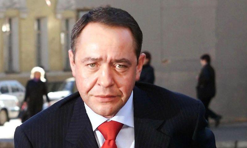 "Michailas Lesinas. Aleksanderio Natruškino (""Reuters"" / ""Scanpix"") nuotr."