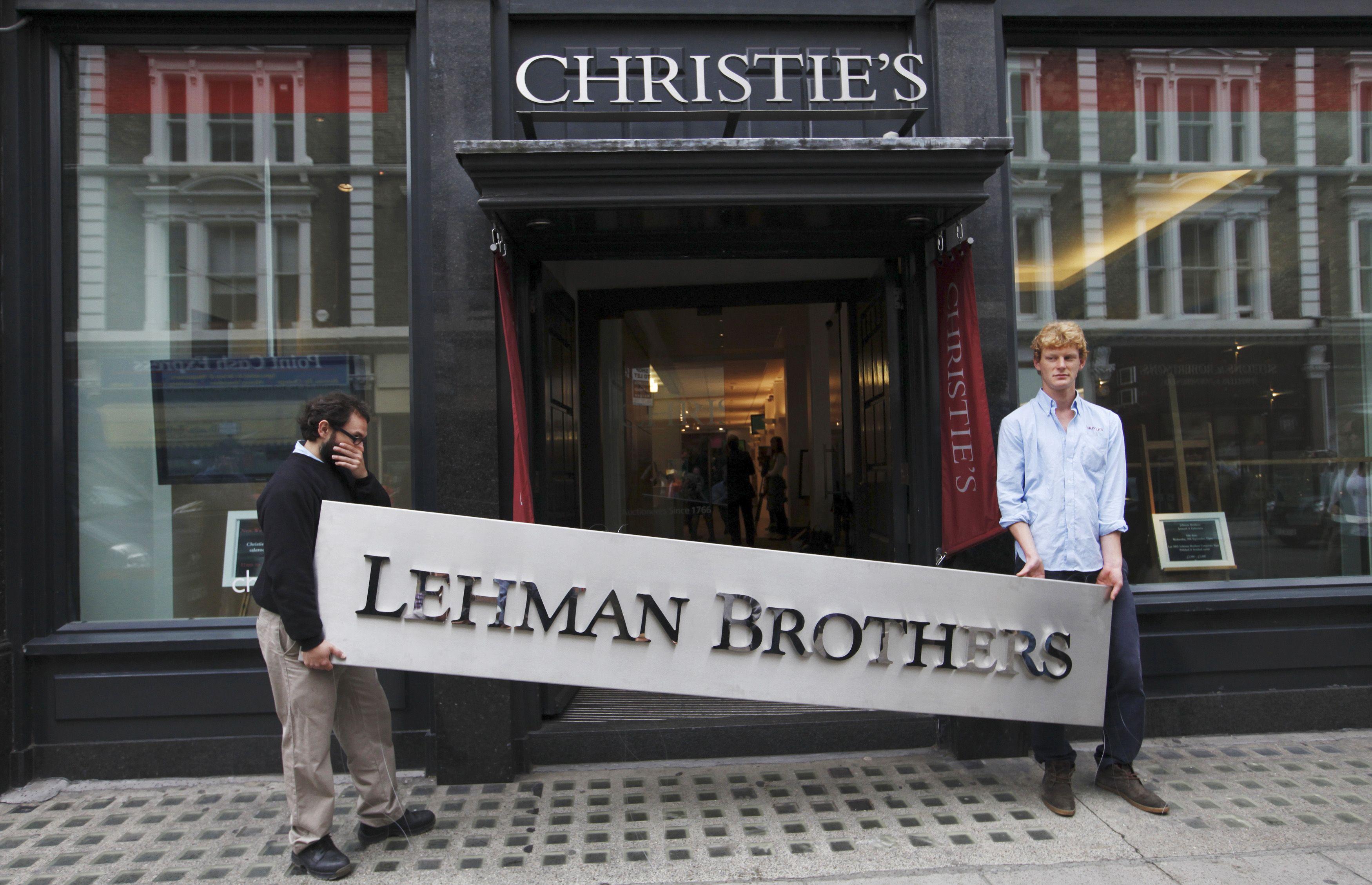 Apsidrausti nuo �Lehman� scenarijaus kainuos 1,1 trln. Eur