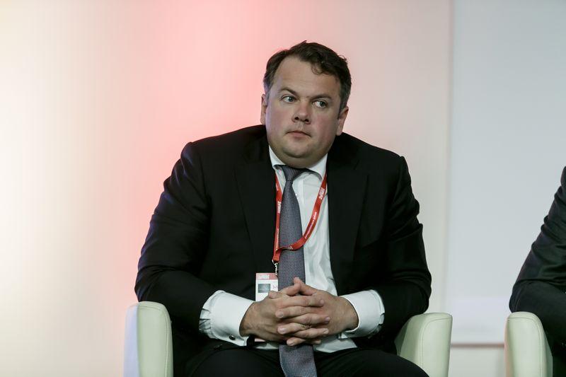 """Kęstutis Sasnauskas, AB """"East Capital Private Equity"""" partneris, generalinis direktorius. Vladimiro Ivanovo (VŽ) nuotr."""