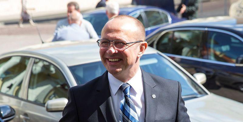 Ričardas Malinauskas, Druskininkų meras. Vladimiro Ivanovo (VŽ) nuotr.
