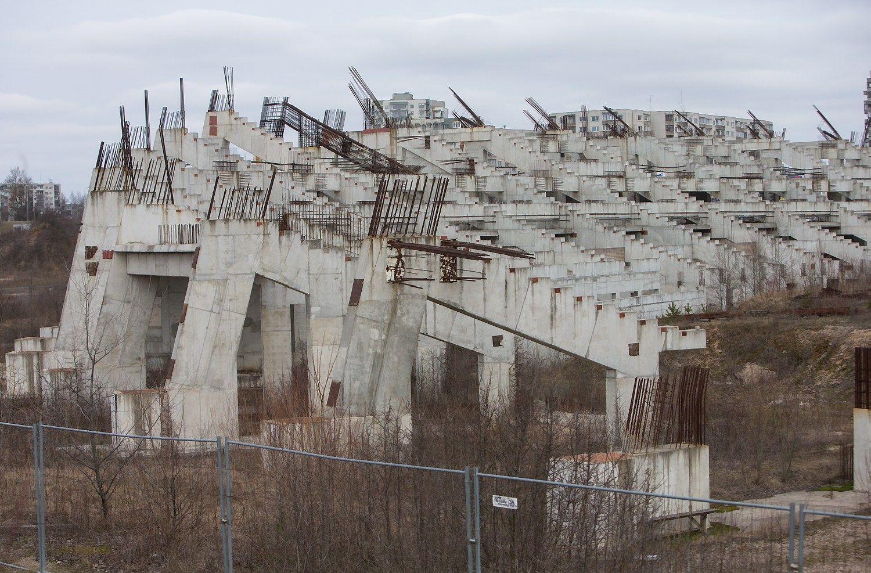 Vilniaus savivaldyb� patvirtino Nacionalinio stadiono planus