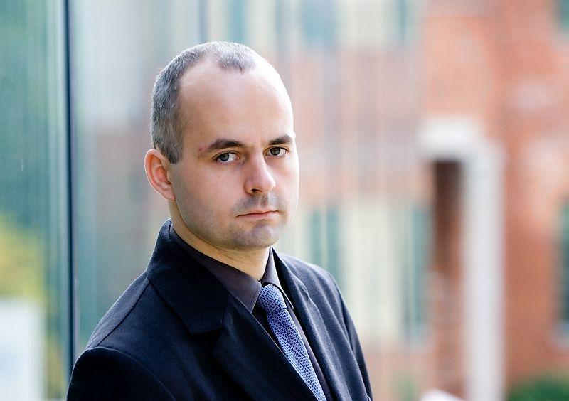 """Kostas Noreika, AB """"EVP International"""" direktorius. Juditos Grigelytės (VŽ) nuotr."""