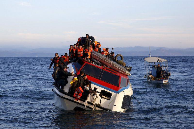 "Giorgos Moutafis (""Reuters"" / ""Scanpix"") nuotr."