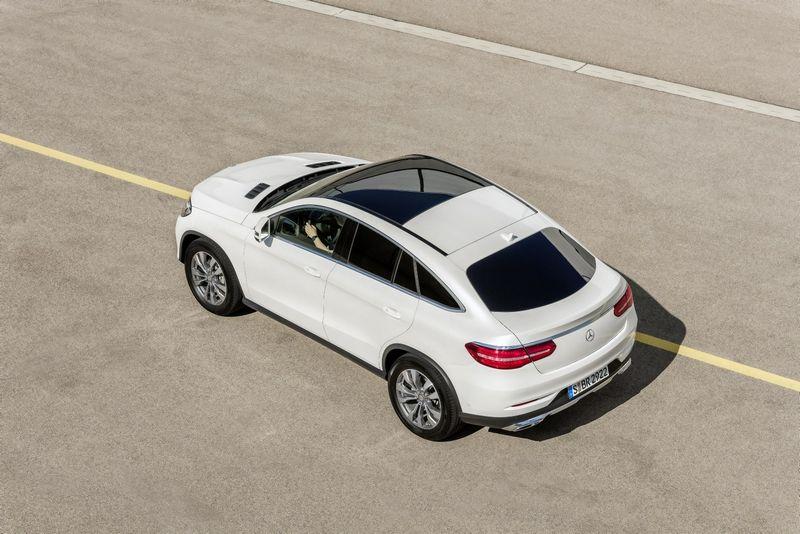 """""""Mercedes-Benz"""" yra vienintelis gamintojas, kuriam pavyko sėkmingai įsibrauti į BMW X6 teritoriją. Gamintojo nuotr."""