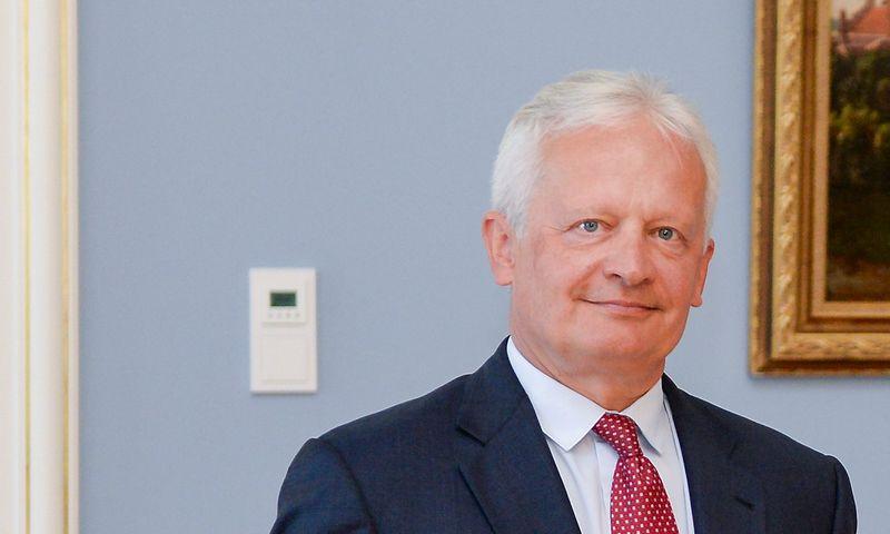 Dalius Čekuolis. Roberto Dačkaus (Prezidentūros) nuotr.