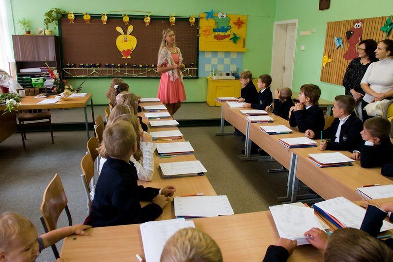 Lietuvos švietimo sistemą būtina keisti ne fragmentiškai, o iš pagrindų, pirmiausia pradedant nuo silpniausios vietos – pedagogų rengimo. Vladimiro Ivanovo (VŽ) nuotr.