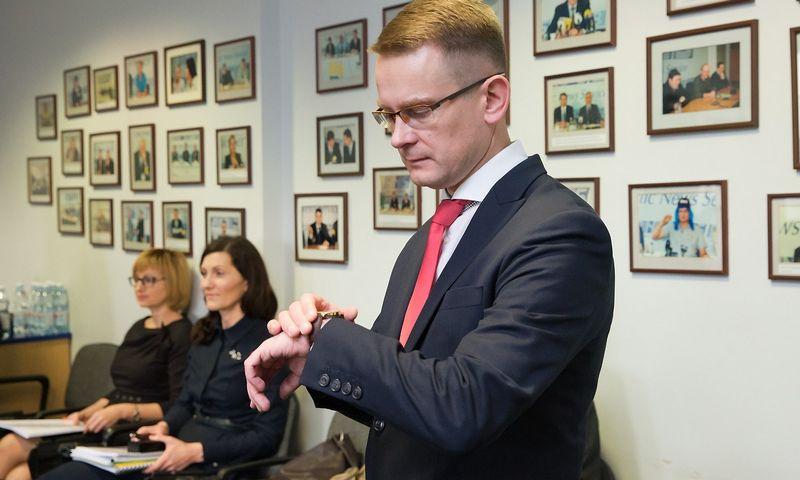 Arūnas Dulkys, Valstybės kontrolės vadovas.