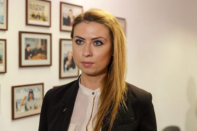Aistė Čepukaitė, Lietuvos laisvosios rinkos instituto Savivaldybių indekso tyrimo vadovė. Vladimiro Ivanovo (VŽ) nuotr.