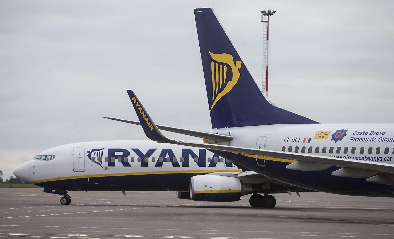 �Ryanair� nesustoja: skelbia dar vien� i�pardavim�