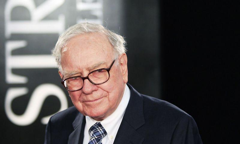 """Warrenas Buffetas, """"Berkshire Hathaway"""" vadovas. Lucaso Jacksono (""""Reuters"""" / """"Scanpix"""") nuotr."""