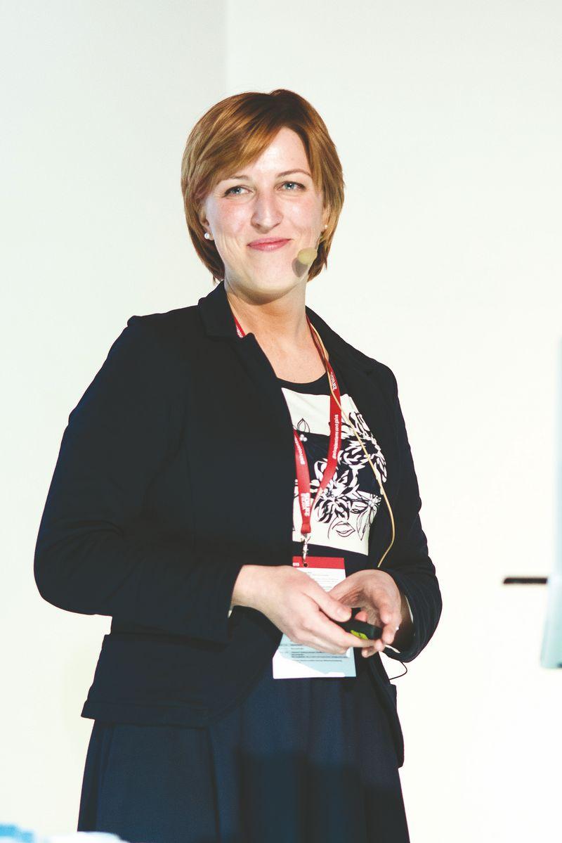 """Renata Baublytė, UAB """"Švyturys-Utenos alus"""" Utenos produkto vadovė: """"Svarbu gerai išanalizuoti, kur yra tikrosios problemos šaknys, – tam skyrėme daug laiko ir investicijų."""" Lauros Vansevičienės nuotr."""