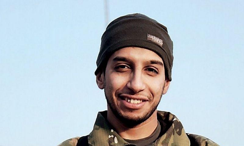 """Abdelhamidas Abaaoudas, kaip įtariama, pagrindinis Paryžiaus teroro atakų organizatorius. """"Reuters"""" / """"Scanpix"""" nuotr."""