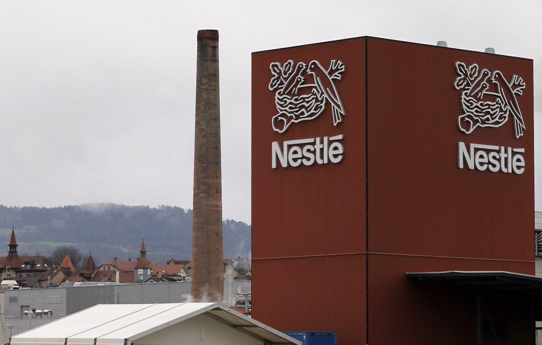 Lietuvos �mon�nenuleid�ia rank� � toliau kovos su �Nestle�