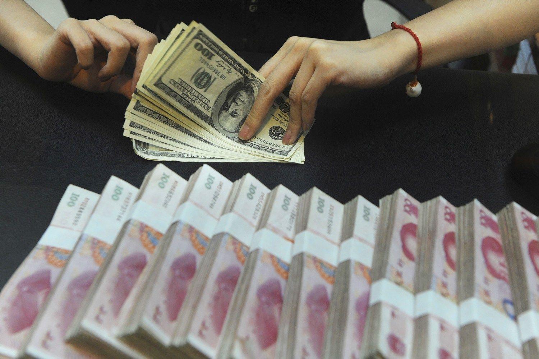 Kinijoje i�ardytas mil�ini�kas �e��lin�s bankininkyst�s tinklas