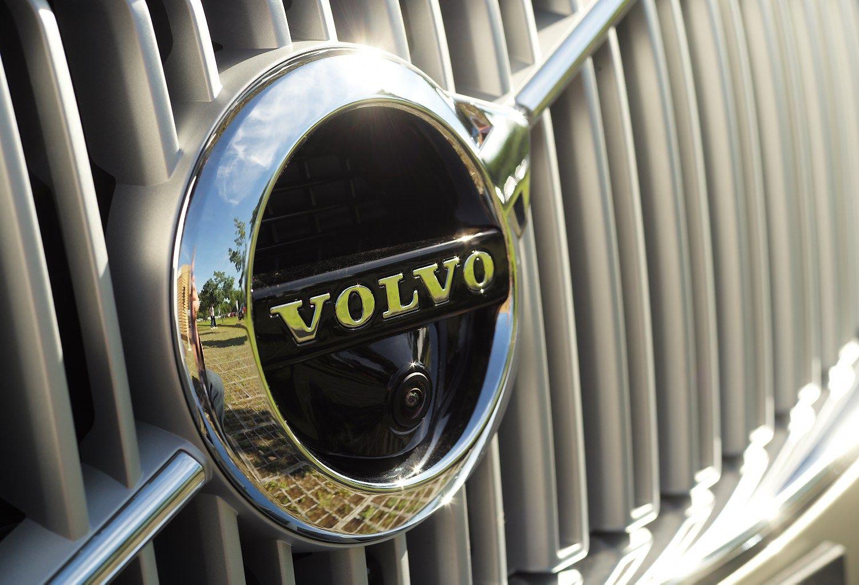 Nutek�jo pirmosios �Volvo S90� modelio�nuotraukos