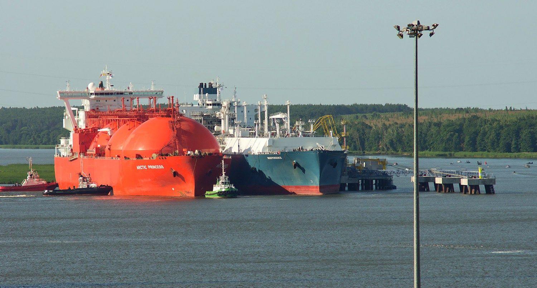 SkGD terminalas trok�ta be eksporto pasauliui