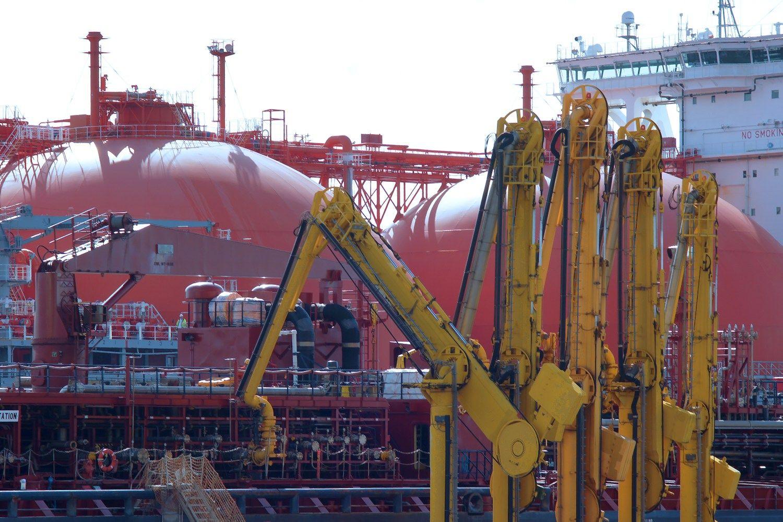 �Klaip�dos nafta� bunkeriavimui steigia nauj� �mon�