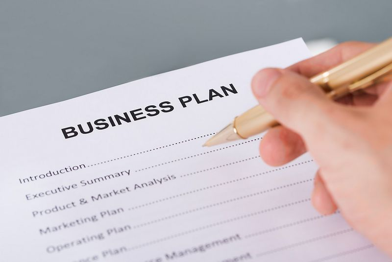 """Tradicinis verslo planų rašymas – atgyvena, naujos įmonės vis dažniau naudojasi specialiai tam sukurtomis platformomis.  """"Matton"""" nuotr."""